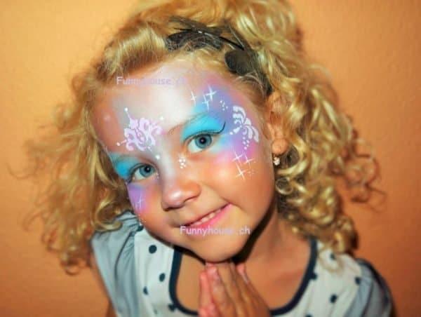 Kinderschminken Glittertattoos10