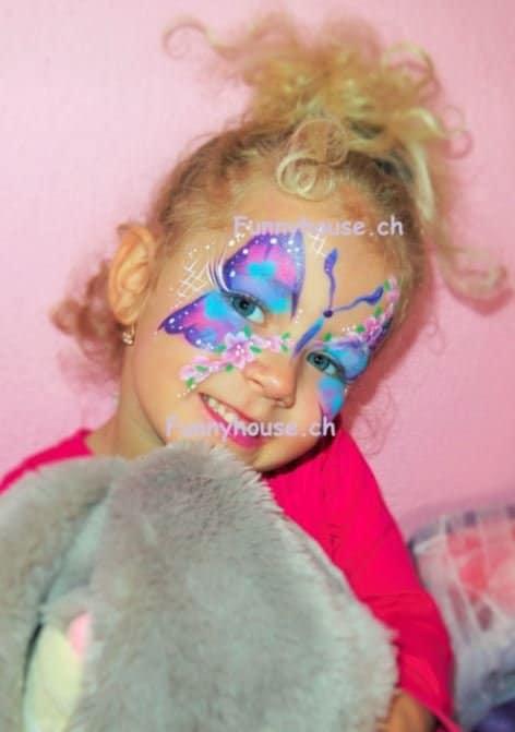 Kinderschminken Glittertattoos13
