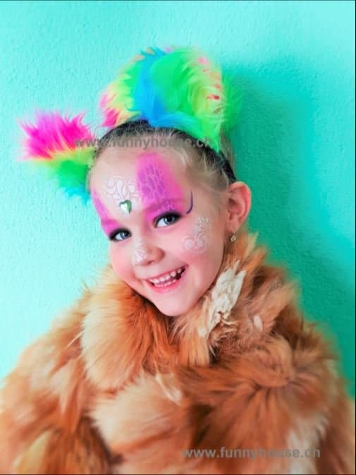 Kinderschminken Glittertattoos2