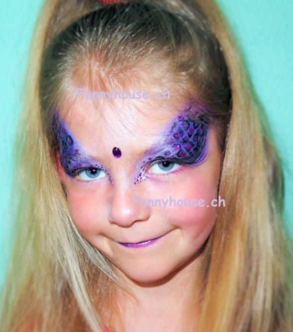 Kinderschminken Glittertattoos22