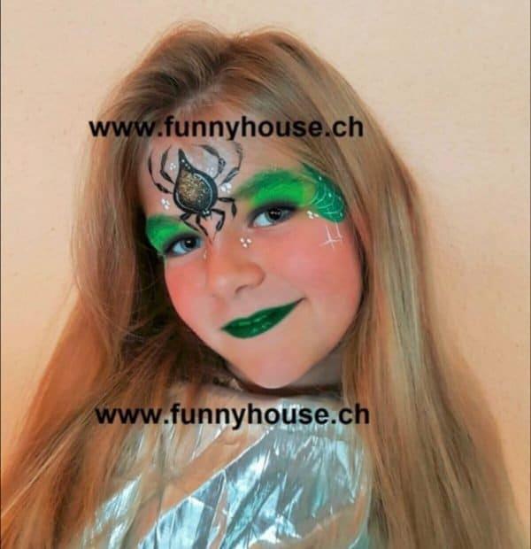 Kinderschminken Glittertattoos3