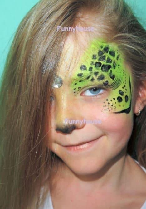 Kinderschminken Glittertattoos30