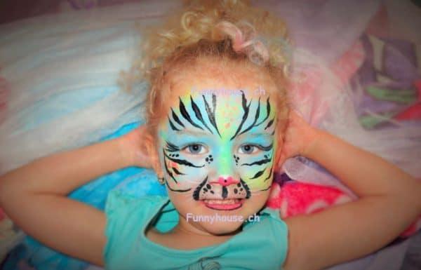 Kinderschminken Glittertattoos31