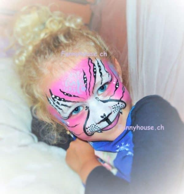 Kinderschminken Glittertattoos32