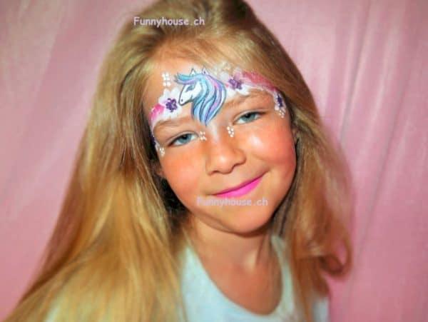 Kinderschminken Glittertattoos34
