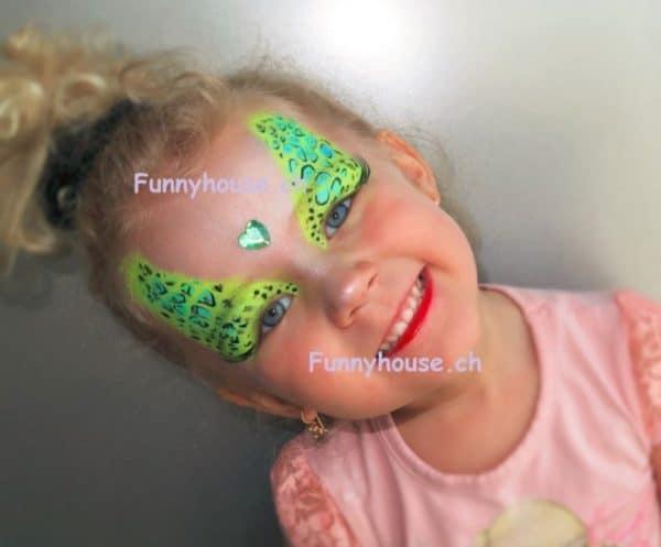 Kinderschminken Glittertattoos35