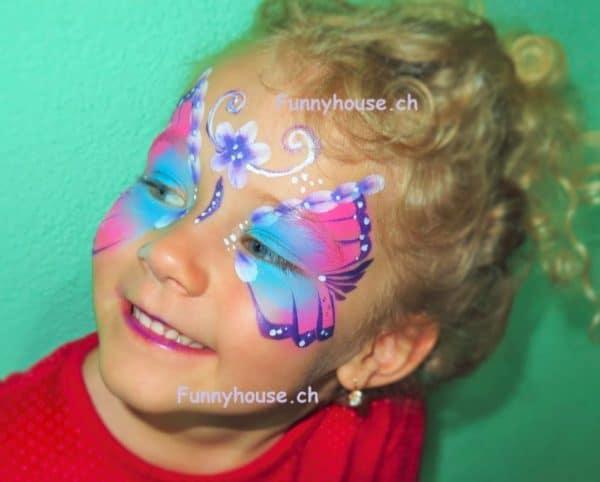Kinderschminken Glittertattoos38