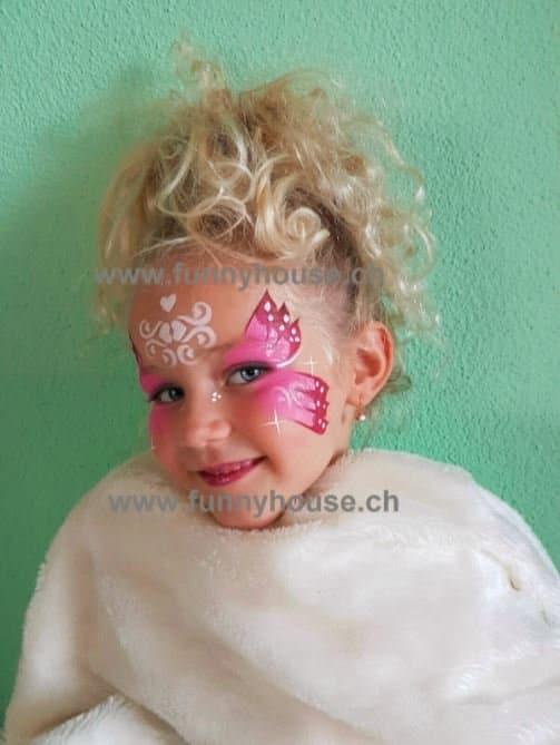 Kinderschminken Glittertattoos5