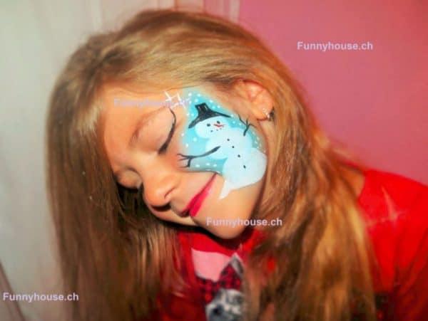 Kinderschminken Glittertattoos8