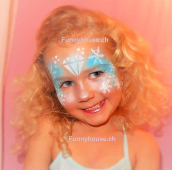 Kinderschminken Glittertattoos9