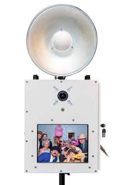 PhotoBox Selfie Kamera