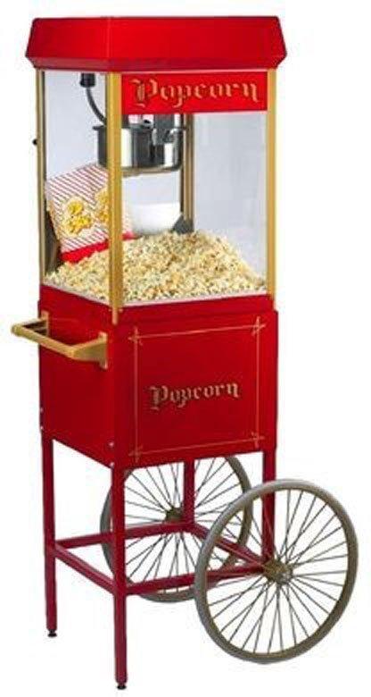 Popcornmaschine–25-Portionen-Std