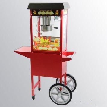 Popcornmaschine–25-Portionen-Std2