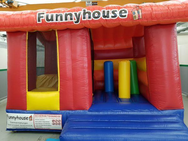 Hüpfburg Funnyhouse
