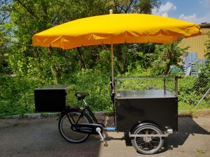 Foodbike funnyhouse